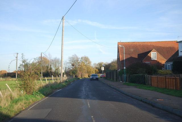 Pope's Lane