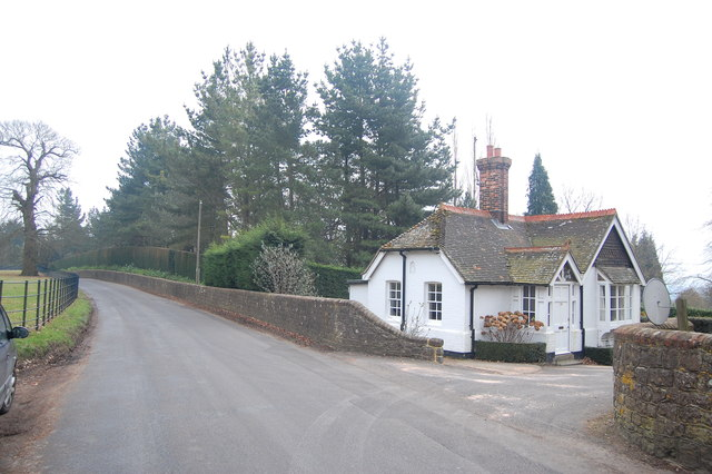 Gatehouse, Plaxtol Lane