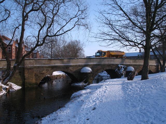 Millgate Bridge, Thirsk
