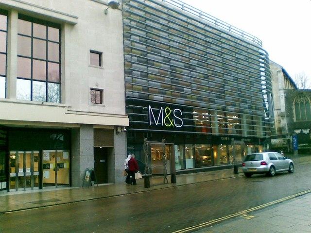 M & S, Norwich