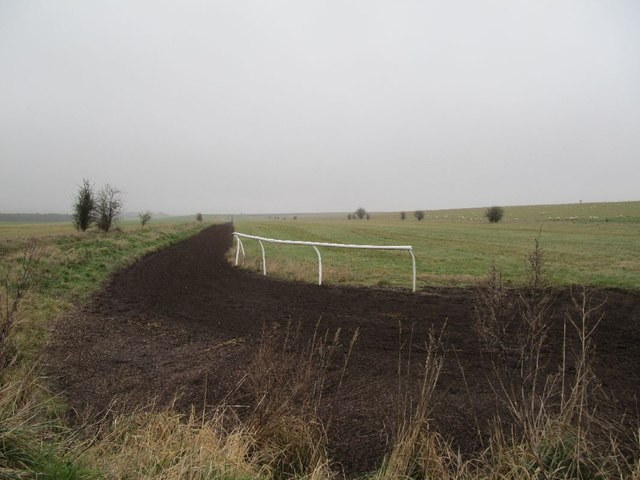 Bend on the Gallops