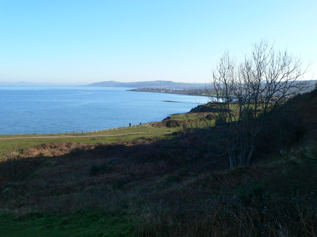 View east from the incline on Little Orme