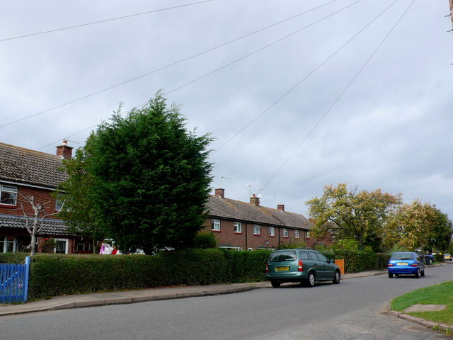 Houses on Grafton Lane