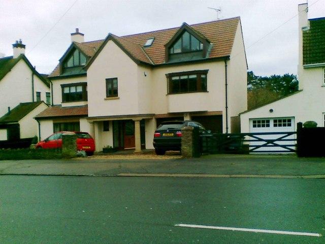 New House, Abington Park Crescent