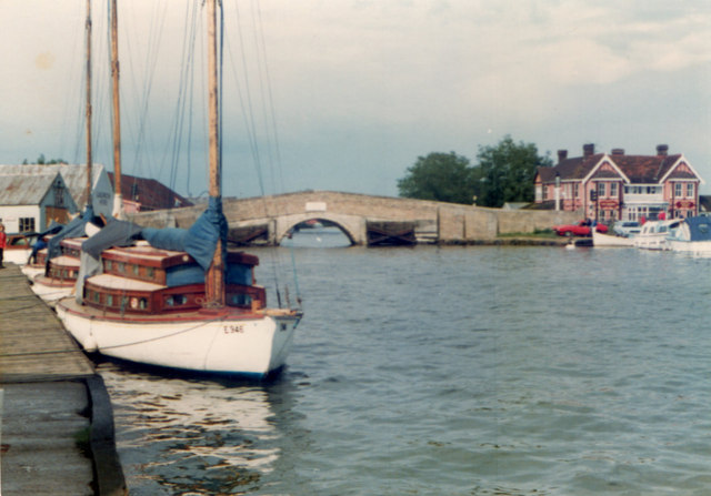 Potter Heigham 1980