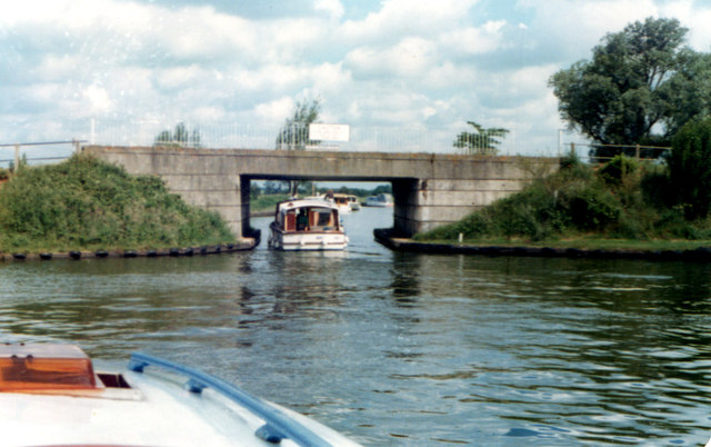 Ludham Bridge 1980