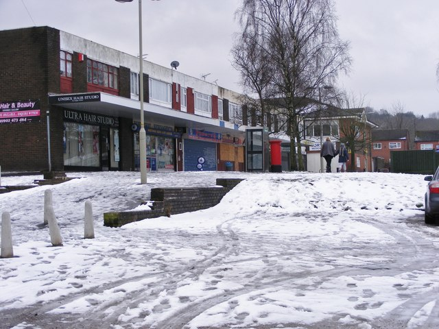 Snowy Precinct