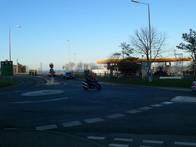 Shell Service Station, Llanddulas
