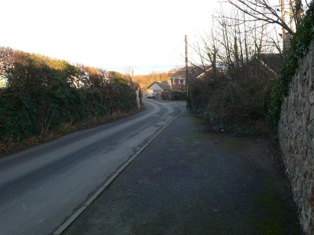 Wern Road, Llanddulas