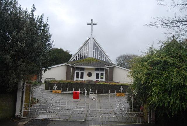 Catholic Church of St Mary and St Katherine