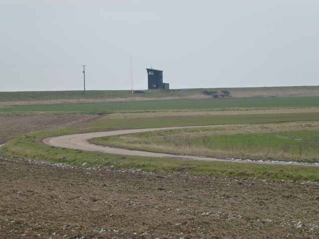 Farmland near RAF Holbeach