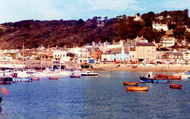 Lyme Regis 1981