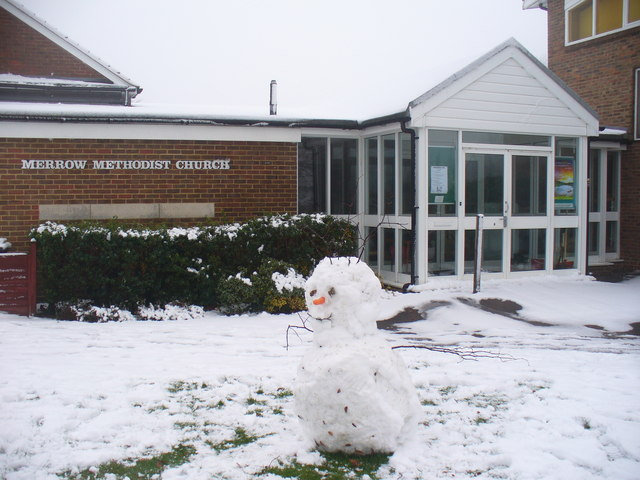 Merrow Methodist Church