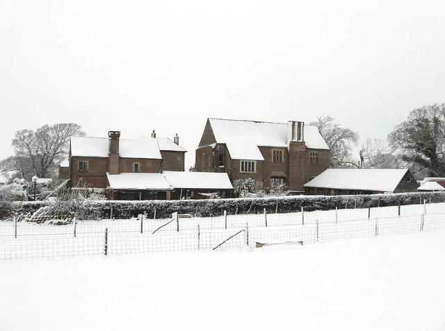 Chapel Barn and The Granary