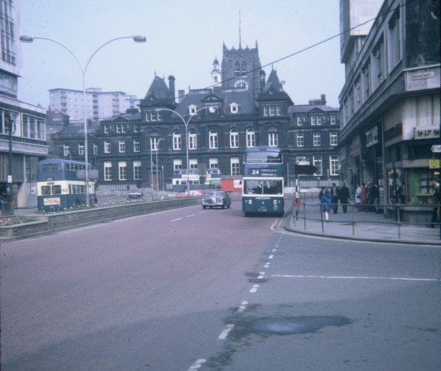 Cheapside, Bradford City Centre