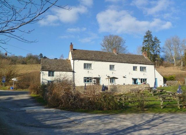 Daneway, The Daneway Inn