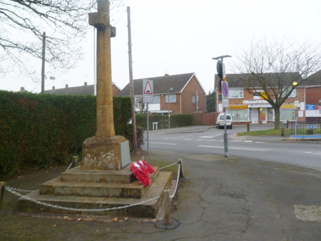 Ryton-on-Dunsmore, war memorial