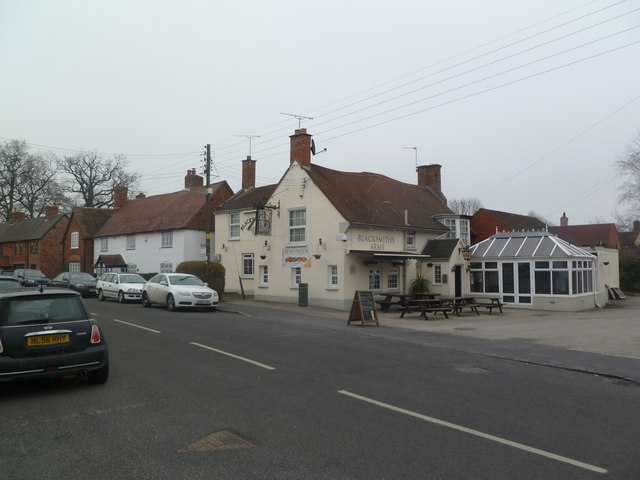Ryton-on-Dunsmore, The Blacksmith's Arms