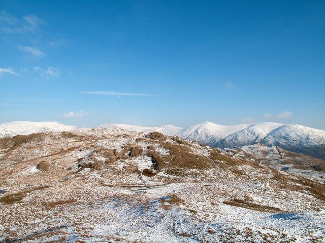 Wansfell ridge
