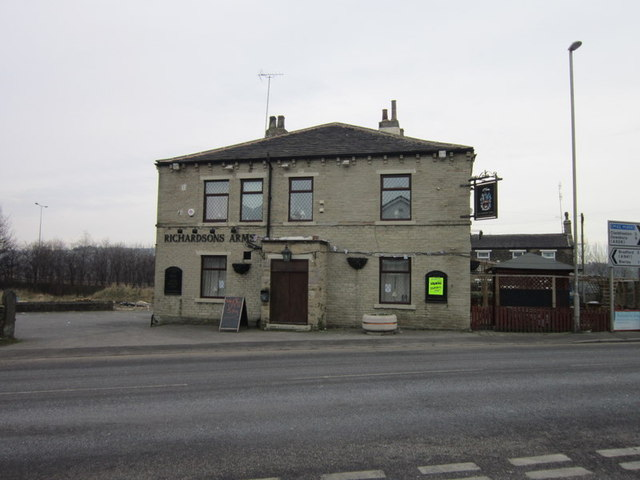 Richardsons Arms, Oakenshaw