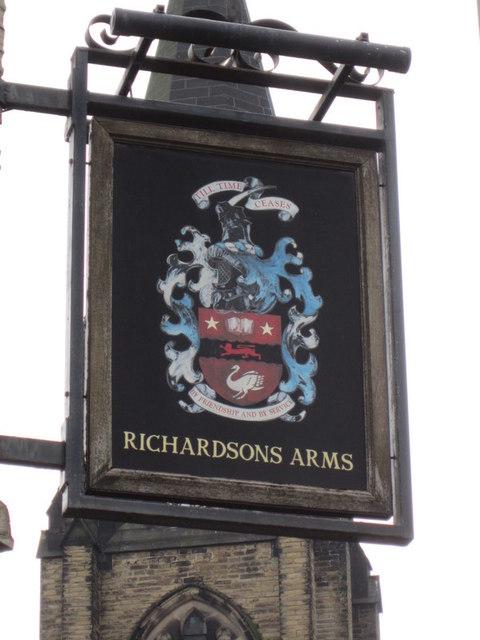 Richardsons Arms, Oakenshaw
