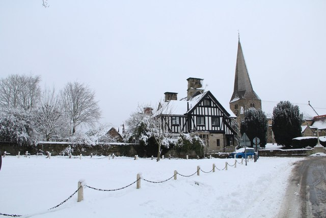 Fletching Church