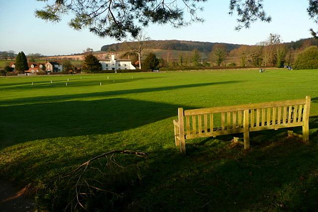 Bradenham, The Green