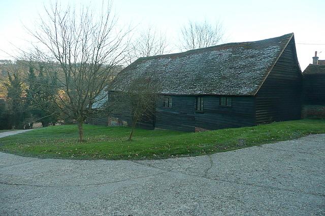Barn at Averingdown Farm