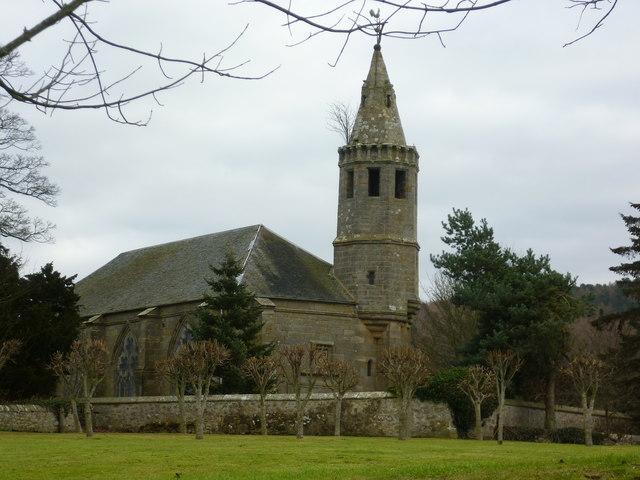 Dairsie Old Church