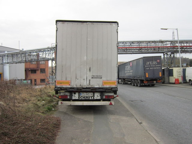 Roadside parking, Polish style