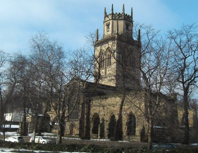 All Saints Church Pontefract