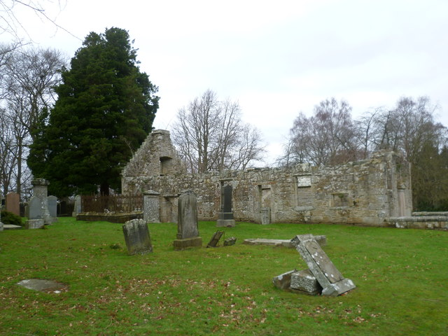 The Auld Kirk, Kemback