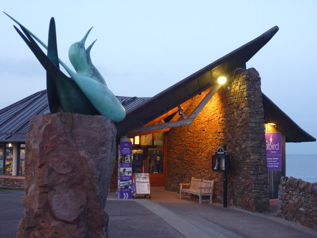 Coastal East Lothian : Scottish Seabird Centre, North Berwick