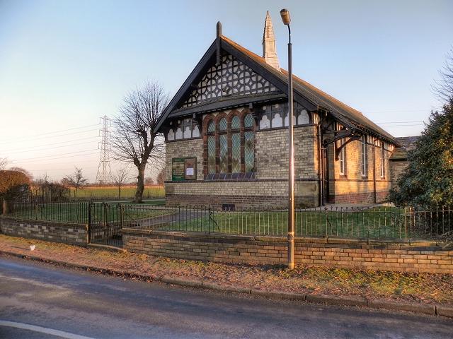 Sinderland Green Methodist Chapel