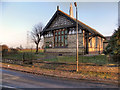 SJ7390 : Sinderland Green Methodist Chapel by David Dixon