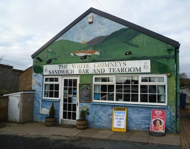 White Chimneys Sandwich Bar and Tearoom