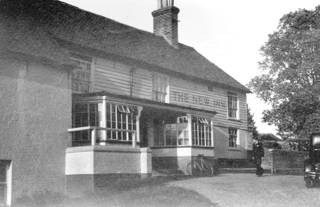 The New Inn, Sidley