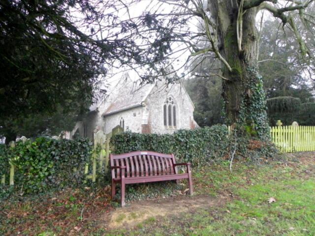 Seat, Whitsbury