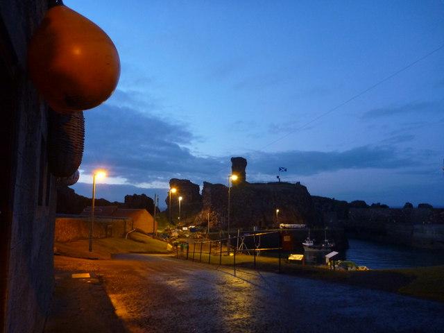 Coastal East Lothian : Victoria Harbour, Dunbar