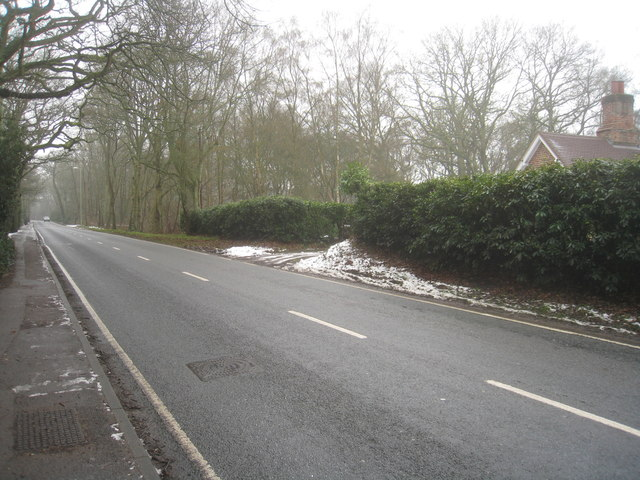 Winter conditions - Hitches Lane