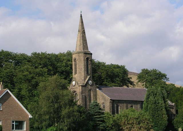 St Nicholas (originally St Simon and St Jude), Sabden