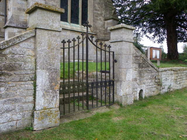 Gates, Stainby