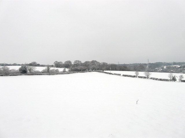 Site of Gregory's Wood