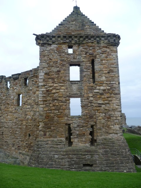 The Fore Tower of St. Andrews Castle