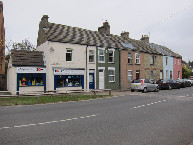 Chesterton High Street
