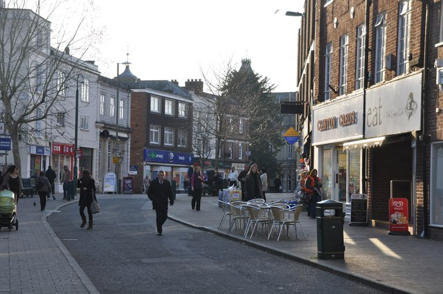 Tiverton : Fore Street