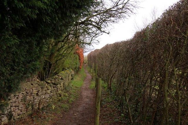 Footpath to Kidlington