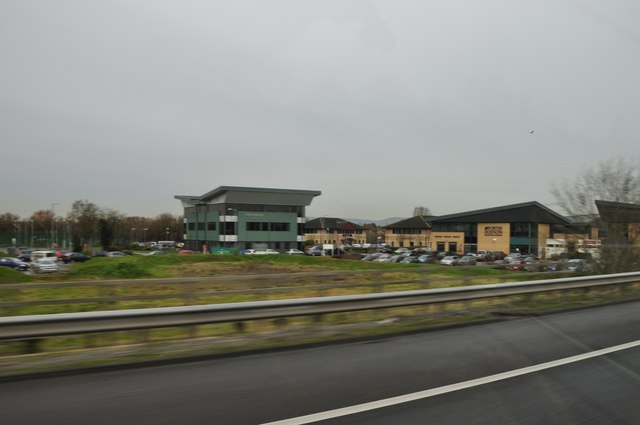 Taunton : Blackbrook Business Park