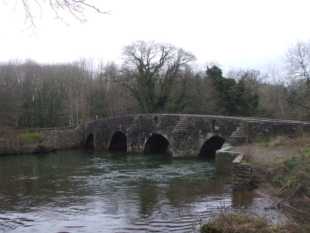 New Inn Bridge, Ogmore River