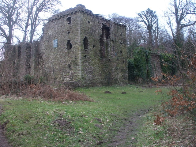 Candleston Castle